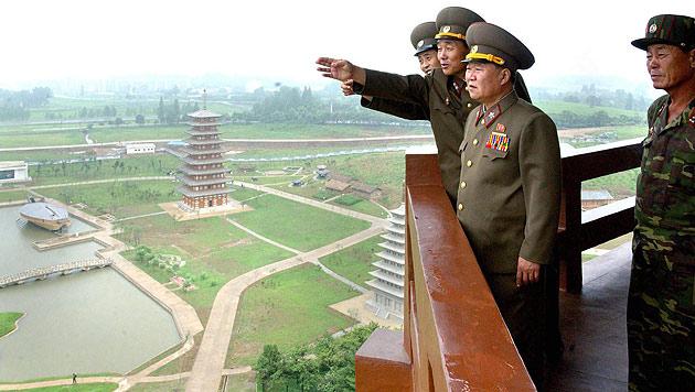 Nordkorea will sein Atomwaffenarsenal ausbauen (Bild: EPA)