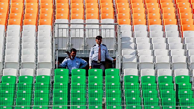 Formel-1-Teams zittern vor dem indischen Zoll (Bild: EPA)