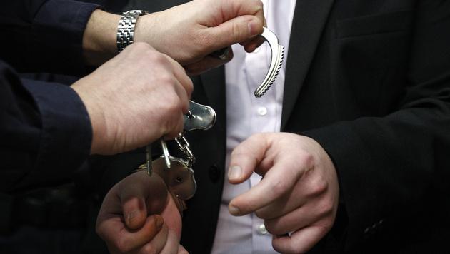 Nach Überfall auf Juwelier in OÖ: 2 Täter in Haft (Bild: APA/GEORG HOCHMUTH)
