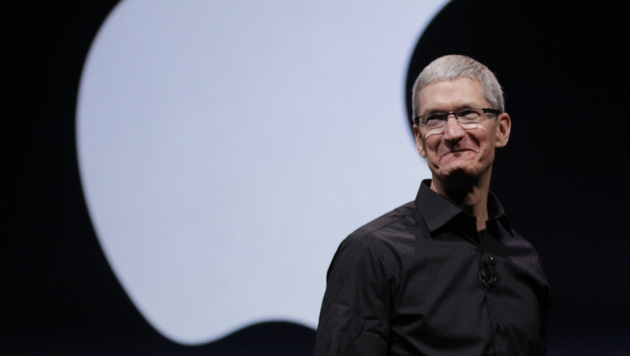Apple: Gewinn ist erstmals seit zehn Jahren gesunken (Bild: AP)