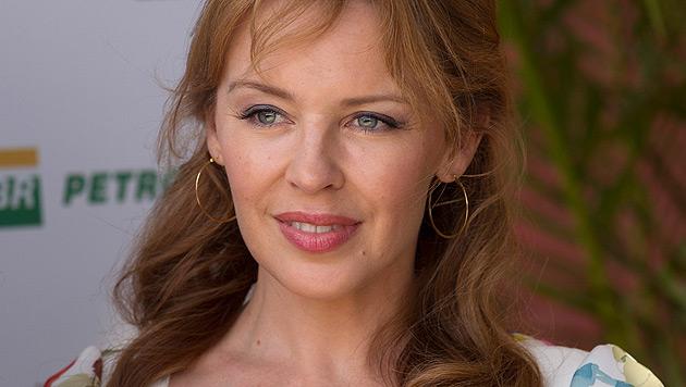 Kylie Minogue würde gerne eine Familie gründen (Bild: AP)