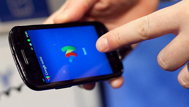 """Linzer Forscher deckte Lücke bei """"Google Wallet"""" auf (Bild: dapd)"""