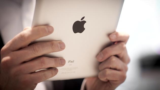Mann kauft iPad, bekommt aber Schachtel voll Ton (Bild: Timur Emek/dapd)