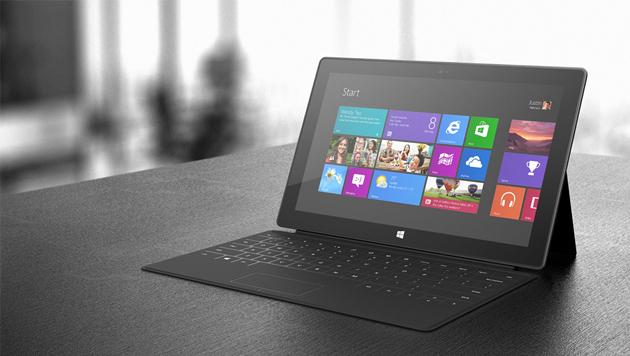 Nvidia-Chef bestätigt: Surface 2 ist in Arbeit (Bild: Microsoft)