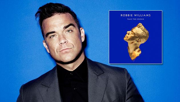 Robbie Williams blickt optimistisch in die Zukunft (Bild: Universal Music)
