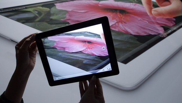 Samsung will Apple keine Displays mehr liefern (Bild: AP)