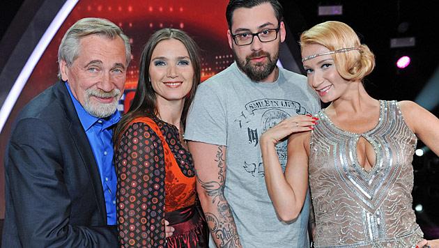 ORF gibt Sido-Nachfolger erst in Live-Show bekannt (Bild: ORF/Ali Schafler)