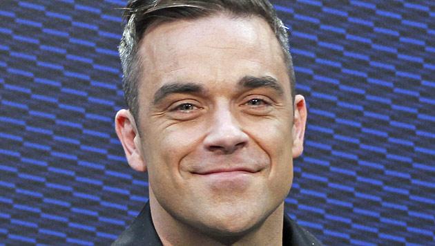 Robbie Williams kann nur nüchtern treu sein (Bild: dapd)