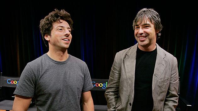 Sicherheitslücke: Mathematiker legt Google-Gründer rein (Bild: dapd)