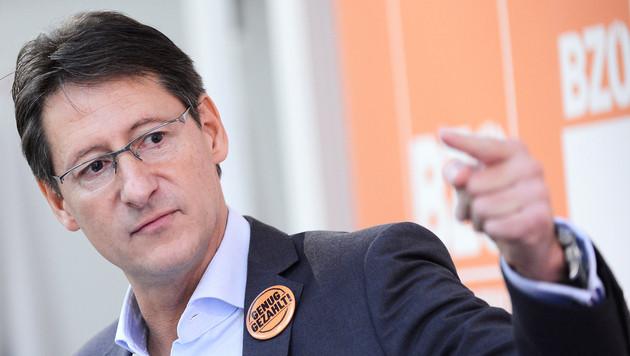 Kärntner Mandatare proben Aufstand gegen Bundespartei (Bild: APA/Robert Jaeger)