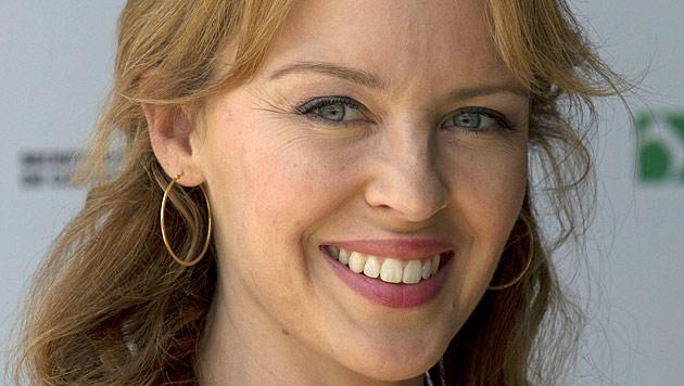 """Kylie Minogue: """"Geilie""""-Comeback mit 46! (Bild: dapd)"""