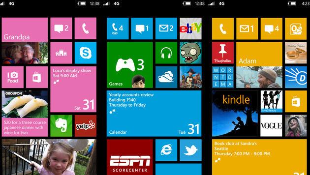 """Update für Windows Phone nicht vor """"Anfang 2013"""" (Bild: Microsoft)"""