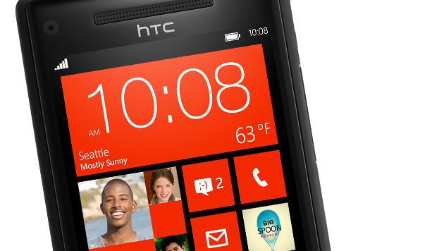 Windows Phone 8 soll Smartphone-Markt erobern (Bild: HTC)