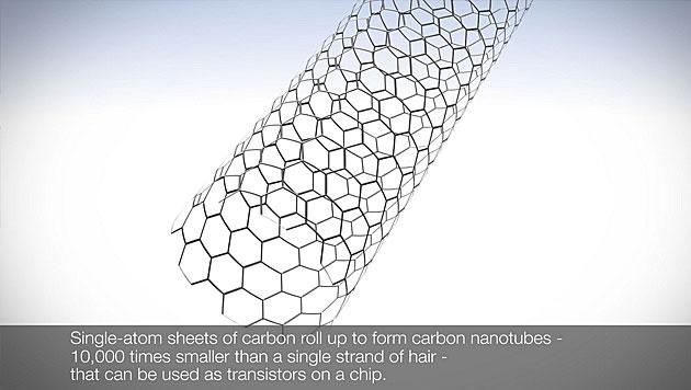Durchbruch bei IBM für schnellere, kleinere Chips (Bild: IBM)