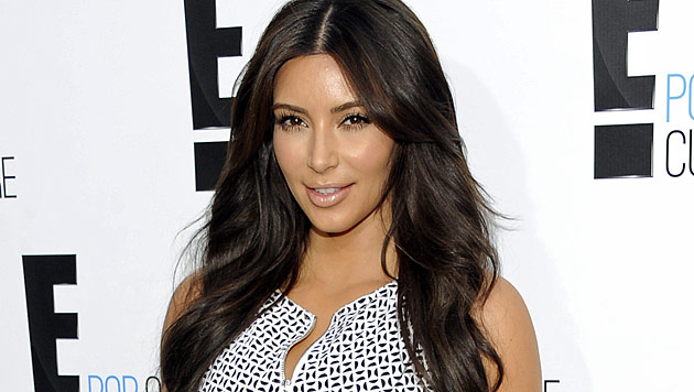 Kim Kardashian in Sorge wegen weiterem Sex-Tape (Bild: dapd)
