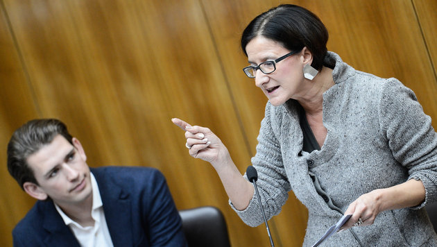 "Mikl-Leitner wehrt sich gegen ""Asyl-Hetze"" der FPÖ (Bild: APA/Robert Jaeger)"