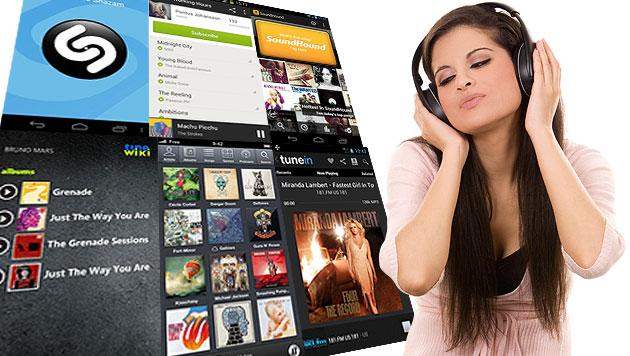 So wird das Smartphone zur perfekten Musicbox (Bild: thinkstockphotos.de, Hersteller, krone.at-Grafik)