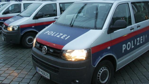 Verfolgungsjagd mit Polizei: Alkolenker geschnappt (Bild: ANDI SCHIEL)