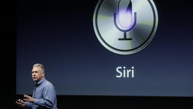 Chinesische Version von Siri findet keine Prostituierten mehr (Bild: AP)