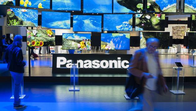 Panasonic rechnet erneut mit gewaltigem Verlust (Bild: Clemens Bilan/dapd)