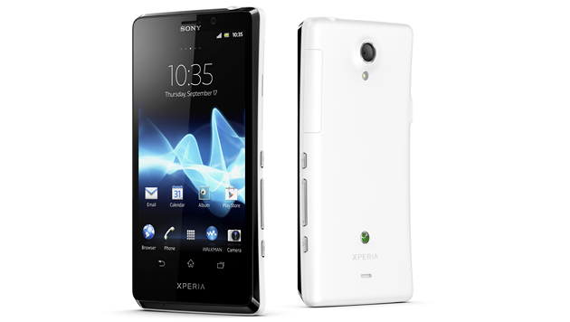 T, Xperia T: Sonys James-Bond-Smartphone im Test (Bild: Sony)