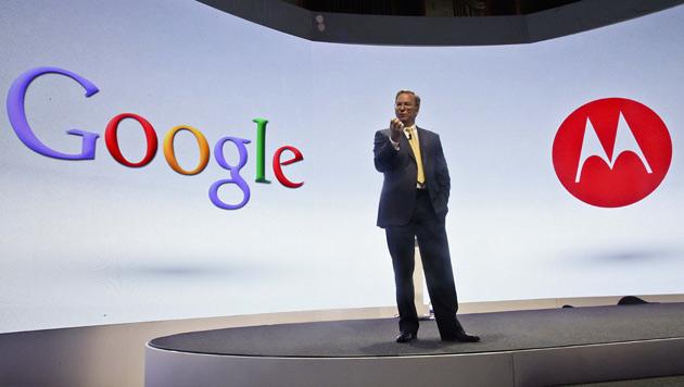 Patentkonflikte: Google droht US-Regierungsklage (Bild: AP)