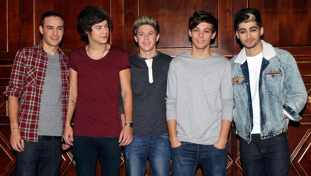 Zayn Malik verlässt Boyband One Direction (Bild: EPA)