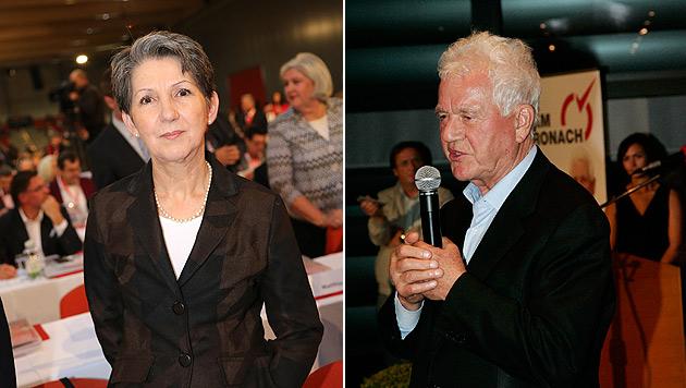"""Barbara Prammer: """"Klubstatus für Team Stronach fix"""" (Bild: Peter Tomschi, Klaus Kreuzer)"""