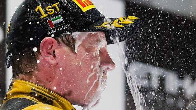 """Räikkönen faucht eigene Crew an: """"Lasst mich in Ruhe"""" (Bild: EPA)"""