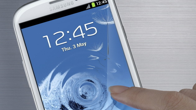 Gefährliche Hintertür in Samsung-Handys entdeckt (Bild: Samsung)