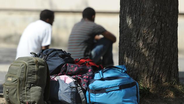RH: Fehler bei Flüchtlingshilfe kosten uns Millionen (Bild: APA/HELMUT FOHRINGER)