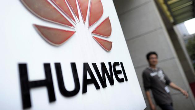 Rasantes Wachstum beim Telekom-Riesen Huawei (Bild: AP)