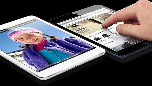 Apple verkaufte am ersten Wochenende 3 Mio. neue iPads (Bild: Apple)