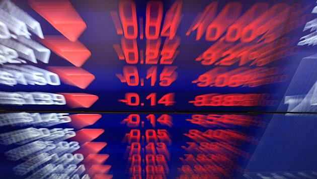 BIP geschrumpft: Rezession laut Wifo möglich (Bild: dapd (Symbolbild))