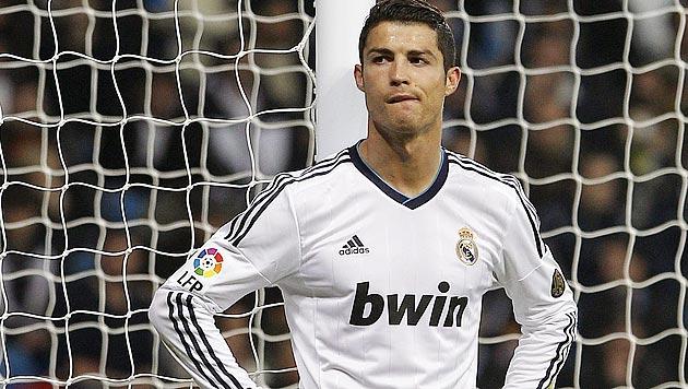 Coach Ancelotti schließt Ronaldo-Transfer zu PSG aus (Bild: EPA)