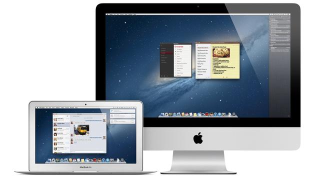 """PCs sind im Betrieb dreimal teurer als Macs"" (Bild: AP)"