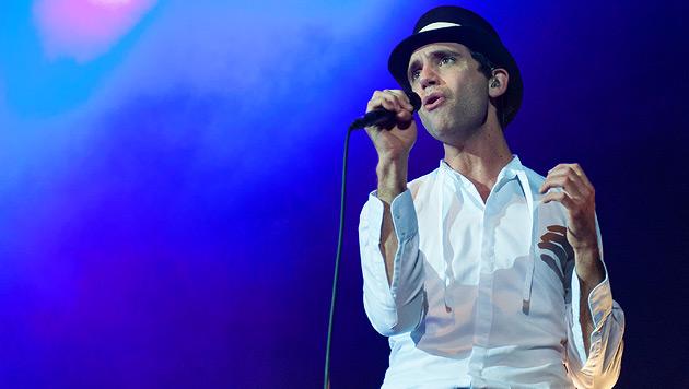 Top-Entertainer Mika begeistert im Wiener Gasometer (Bild: Andreas Graf)