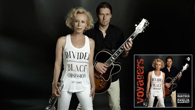 Michaela Rabitsch & Robert Pawlik mit musikalischer Reise (Bild: Sepp Gallauer, Extraplatte)