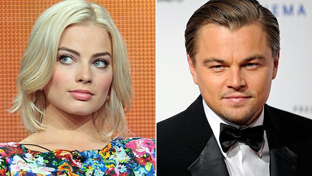 Hat Leo DiCaprio etwa schon wieder eine Neue? (Bild: dapd)