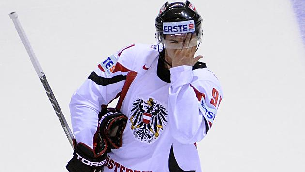 ÖEHV-Team bei Eishockey-WM ohne Oliver Setzinger (Bild: APA/HELMUT FOHRINGER)
