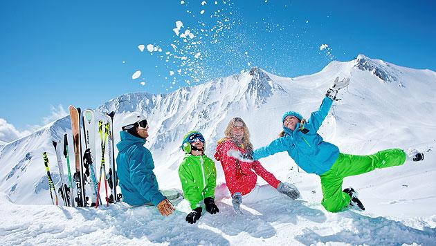 "Serfaus-Fiss-Ladis zum ""Best Ski Resort 2012"" gekürt (Bild: Serfaus-Fiss-Ladis/www.artinaction.de)"