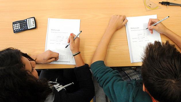"""Petition gegen """"Sparunsinn"""" im Bildungsbereich (Bild: APA/Herbert Pfarrhofer)"""