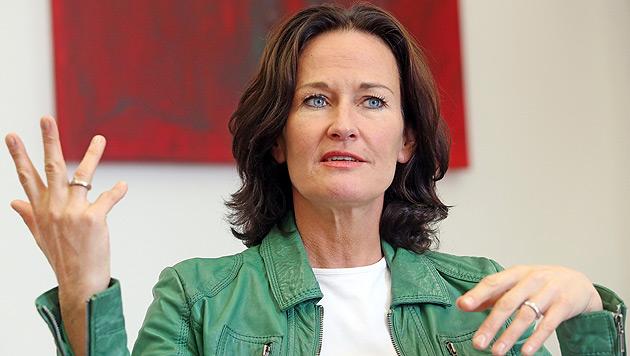 Grüne starten Volksbegehren gegen Korruption (Bild: Martin Jöchl)