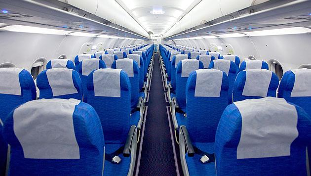 So sicherst du dir die besten Plätze im Flugzeug (Bild: thinkstockphotos.de)