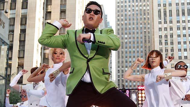 """200 Kalorien verbrennen im """"Gangnam Style"""" (Bild: dapd)"""