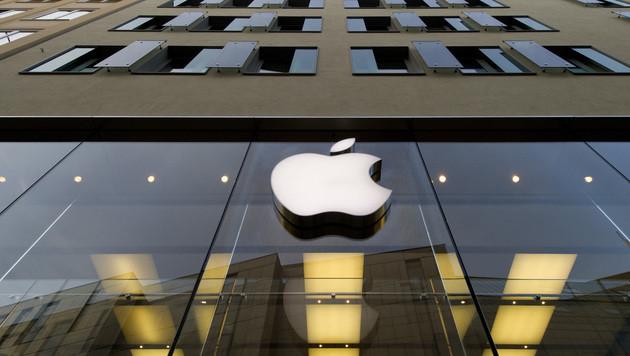 """Apple laut Umfrage """"innovativstes Unternehmen"""" (Bild: Lukas Barth/dapd)"""