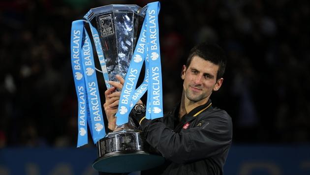 Djokovic widmet Titel seinem schwer kranken Vater (Bild: EPA)