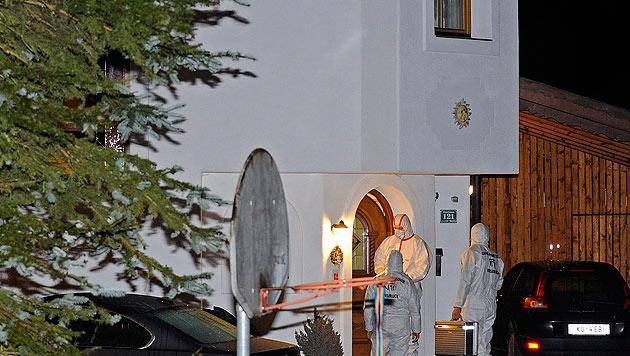 """Drama in Tirol: """"Nachbarn haben Geräusche gehört"""" (Bild: APA/ROBERT PARIGGER)"""