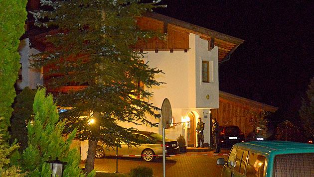 """Drama in Tirol: """"Nachbarn haben Ger�usche geh�rt"""" (Bild: APA/ROBERT PARIGGER)"""