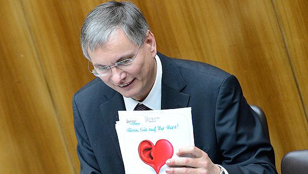 ELGA von SPÖ und ÖVP im Nationalrat beschlossen (Bild: APA/Robert Jaeger)